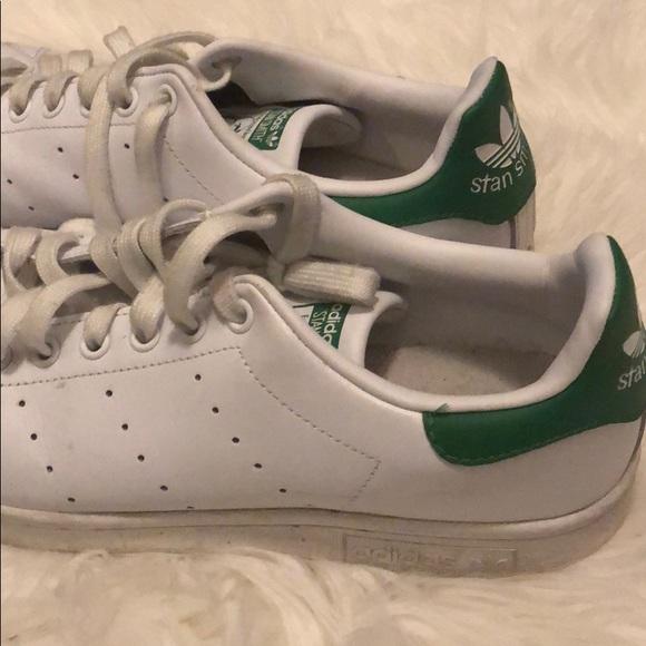 adidas stan smith green men's